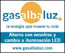 Gas Alba Luz